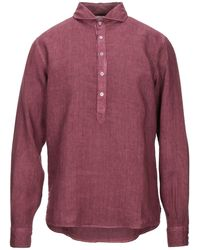Gran Sasso Camisa - Morado