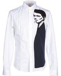 Antonio Marras Hemd - Weiß