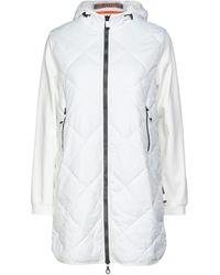 Frauenschuh Jacke - Weiß