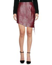 Magda Butrym - Knee Length Skirt - Lyst