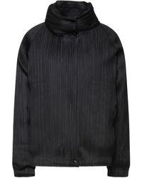 Pleats Please Issey Miyake Jacket - Black
