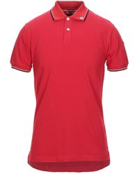 Emanuel Ungaro Polo Shirt - Red
