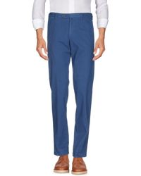 Briglia 1949 Casual Trouser - Blue