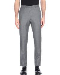 Incotex Pantalon - Gris