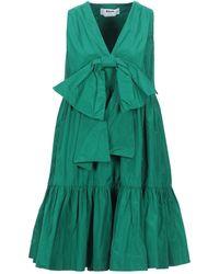 MSGM Vestito corto - Verde