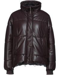 Sportmax Code Down Jacket - Brown