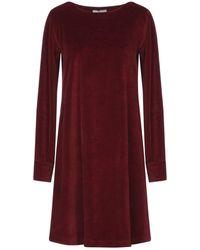 Circolo 1901 Short Dress - Red