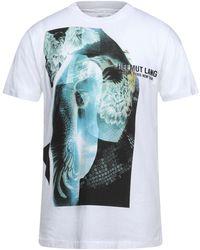 Helmut Lang T-shirt - Bianco
