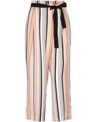 Liu Jo Cropped Pants - Pink