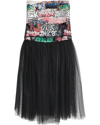 Giamba Long Skirt - Black
