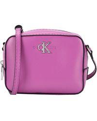 Calvin Klein Umhängetasche - Pink