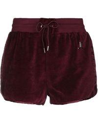 Just Cavalli Shorts & Bermuda Shorts - Purple