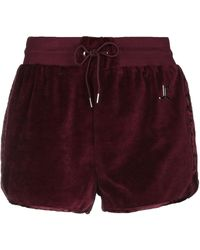 Just Cavalli Shorts - Lila