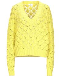 Allude Sweater - Yellow