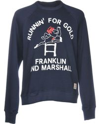 Franklin & Marshall Sweatshirt - Blue