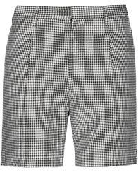 GUILTY PARTIES Bermuda Shorts - Black
