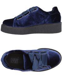 Ovye' By Cristina Lucchi Lace-up Shoe - Blue