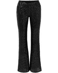Anna Sui Pantalon - Noir