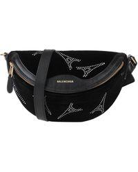 Balenciaga Cross-body Bag - Black