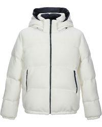 Essential Basic Down Jacket, Chaqueta Niñas, Blanco (Snow White 118), 98 (Talla del Fabricante: 3) Tommy Hilfiger de hombre