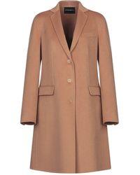 Emporio Armani Coat - Brown