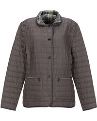 Schneiders Synthetic Down Jacket - Gray