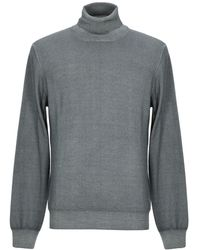 Gran Sasso Turtleneck - Green