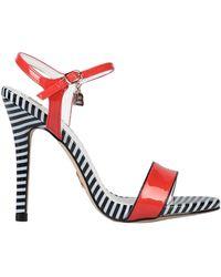 Laura Biagiotti Sandals - Red