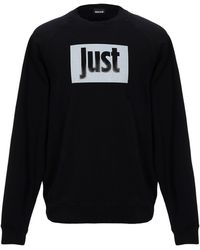 Just Cavalli Sweat-shirt - Noir