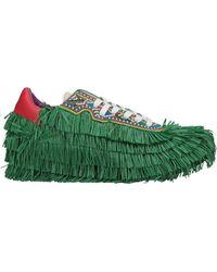Philippe Model Sneakers & Tennis basses - Vert
