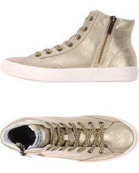 Pepe Jeans High-tops & Sneakers - Natural