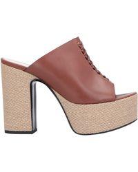 Premiata Sandals - Brown