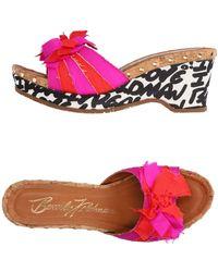 Beverly Feldman - Sandals - Lyst