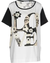 Anna Rachele Camiseta - Blanco