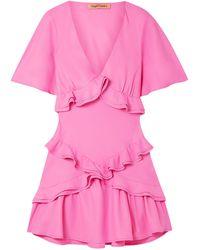 Maggie Marilyn Short Dress - Pink