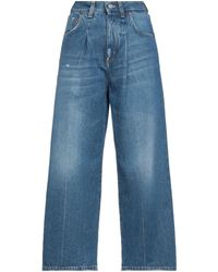 Haikure Pantaloni jeans - Blu