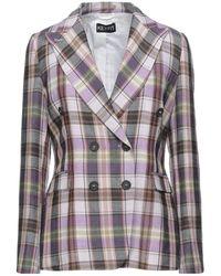 Keyfit Suit Jacket - Purple