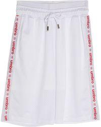 Umbro Shorts et bermudas - Blanc