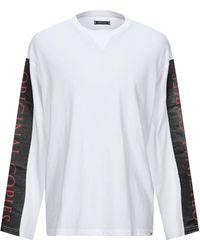 Christian Dada T-shirts - Weiß