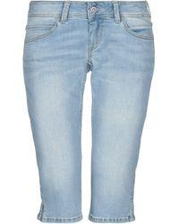 Pepe Jeans Capri jeans - Blu