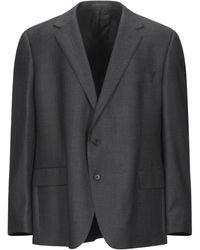 Gieves & Hawkes Americana - Gris