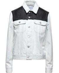 Calvin Klein Denim Outerwear - White