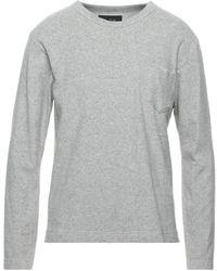 Howlin' Sweat-shirt - Gris