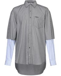 Vetements Shirt - Black
