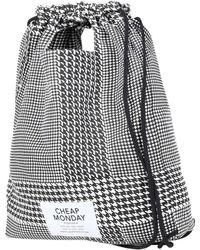 Cheap Monday - Backpacks & Bum Bags - Lyst