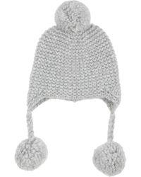 2d1685813 Hat - Gray