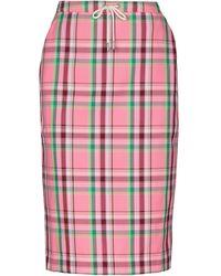 Essentiel Antwerp Midi Skirt - Pink