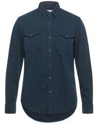 2W2M Camisa - Azul