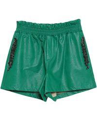 Odi Et Amo Shorts & Bermuda Shorts - Green
