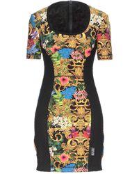 Versace Jeans Couture Short Dress - Black